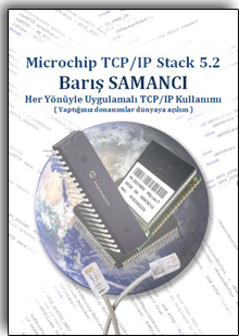 Microchip TCP/IP Stack Kapağı